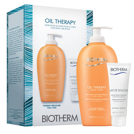 OIL THERAPY BAUME NUTRITION SET
