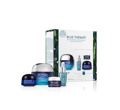 BLUE THERAPY ACCELERATED ANTI-AGING DAY CREAM SET