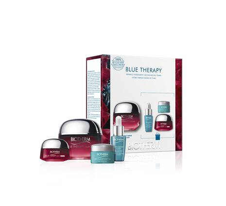 BLUE THERAPY UPLIFT ANTI-AGING DAY CREAM SET